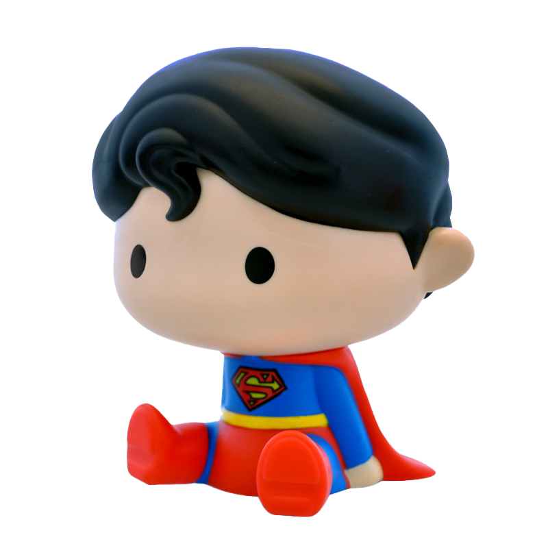Tirelire Superman - Chibi