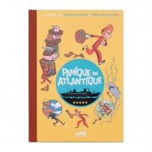 Deluxe album Spirou Fantasio : Panique en Atlantique (french Edition)