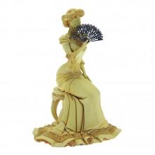 Figurine Attakus Sasmira Ivoire Laurent Vicomte