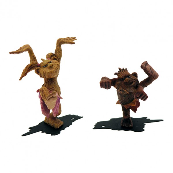 Figurine Attakus Gnondpom & Tyneth