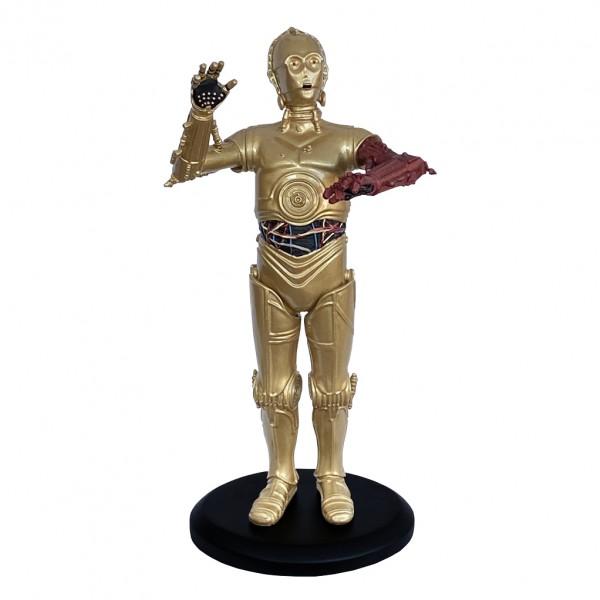 Figurine C-3PO (red arm)