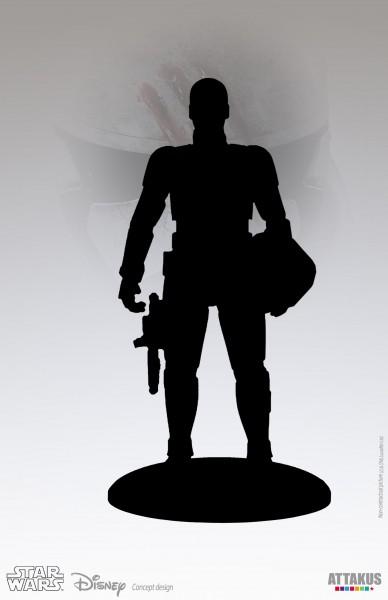 Figurine Star Wars Finn as a stormtrooper