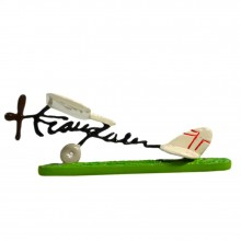 Franquin Signature - Little plane