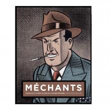 Album Méchants : Crapules et autres vilains (Olrik) (french Edition)