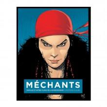 Album Méchants : Crapules et autres vilains (Kriss) (french Edition)