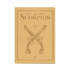 Deluxe album Scorpion 11 (french Edition)