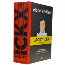 Jacky Ickx - Michel Vaillant - The Complete Collection