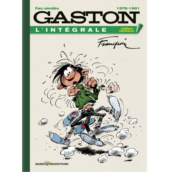 Tirage de tête - Gaston VO Tome 15 - 1978-1981