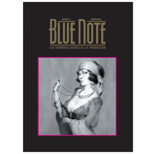 TIRAGE TETE BLUE NOTE T2 - BRUNO GRAFF
