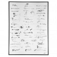 Franquin signatures poster