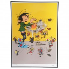 Franquin poster