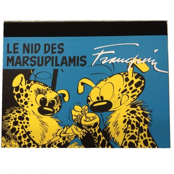 Portfolio - LE NID DES MARSUPILAMIS