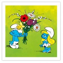 Canvas - The Bouquet