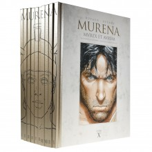 Complete collection Murena vol.1 to 9 (french Edition)