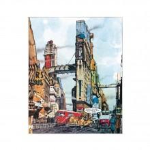 ART PRINT RANXEROX - NEW YORK