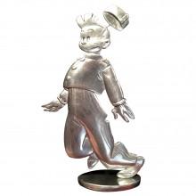 Tin figurine Spirou by Yves Chaland