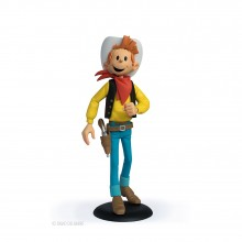 Figurine - Spirou: Lucky Luke tribute