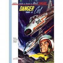 Deluxe album Tanguy et Laverdure Danger dans le ciel (french Edition)