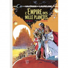 Deluxe edition - Valerian - The Empire of a Thousand Planets