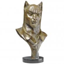 Buste Blacksad - Bronze