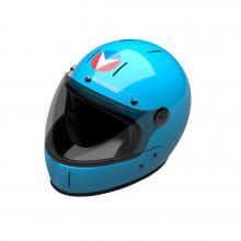 Full Face Helmet Michel Vaillant