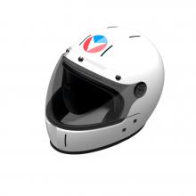 Full Face Helmet Steve Warson