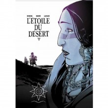 Deluxe album L'Etoile du désert vol. 3 (french Edition)