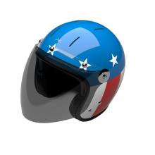 Helmet Julie Wood