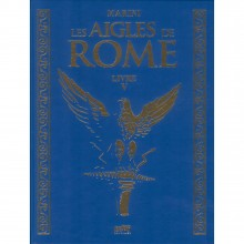 TIRAGE LUXE-AIGLES DE ROME-LIVRE 5