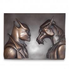 Bronze plate Blacksad
