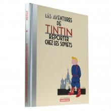 TINTIN AU PAYS DES SOVIETS couleurs luxe