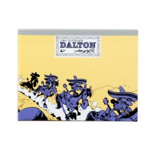 Porfolio - Les Cousins Dalton signé par Morris