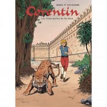 Deluxe album Corentin (french Edition)