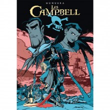 Deluxe album Les Campbell vol. 1 & 2 (french Edition)
