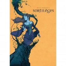 Deluxe album Les Sortilèges vol. 1 & 2 (french Edition)