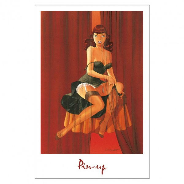AFFICHE PIN-UP