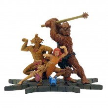 Collector Figurines Boxed Set - Troll of Troy