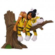 Figurine Attakus Nävis sur l'arbre