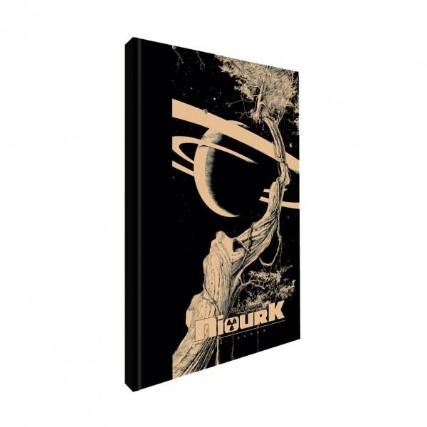 Tirage de Luxe - Niourk Tome 3 La Ville avec ex-libris