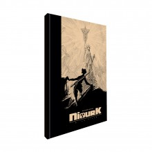 Tirage de Luxe - Niourk Tome 2 Alpha avec ex-libris