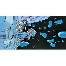 Edition d'art - L'espace (Signée par Mezieres)