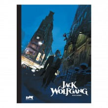 Deluxe album Jack Wolfgang (french Edition)