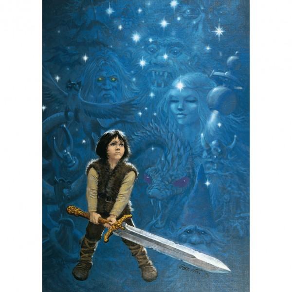 Affiche Thorgal - L'enfant des Étoiles