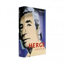 Album Hergé Lignes de vie (biographie) (french Edition)
