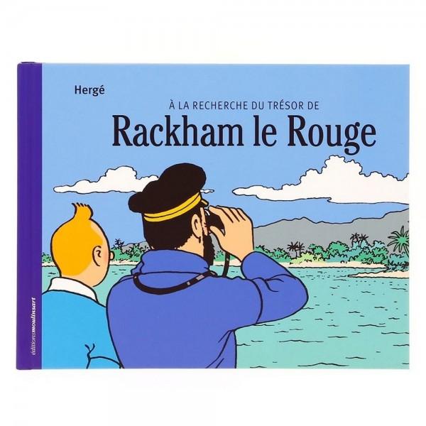 A la recherche du trésor de Rackam Le Rouge