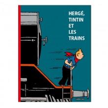 Tintin et les trains