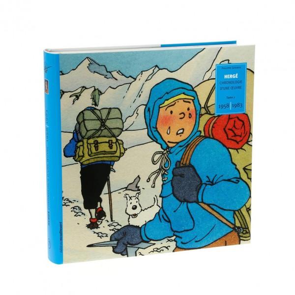 Tintin Chronologie d'une oeuvre T7 (1958-1983)
