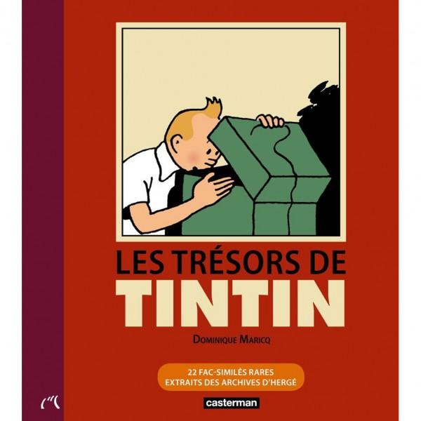 Les trésors de Tintin (version luxe)
