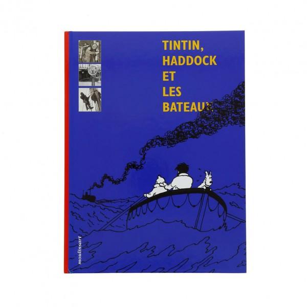 Tintin Haddock et les bateaux