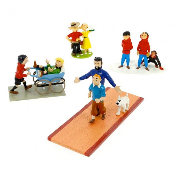 De Popol & Virginie à Tintin